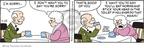 Cartoonist Brian Walker Greg Walker Mort Walker  Beetle Bailey 2009-04-25 Martha