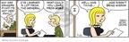 Cartoonist Brian Walker Greg Walker Mort Walker  Beetle Bailey 2009-07-22 color