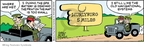 Comic Strip Brian Walker Greg Walker Mort Walker  Beetle Bailey 2009-07-31 vacation