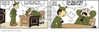 Comic Strip Brian Walker Greg Walker Mort Walker  Beetle Bailey 2009-09-24 family