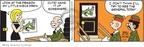 Cartoonist Brian Walker Greg Walker Mort Walker  Beetle Bailey 2009-11-11 cute