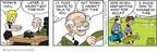 Cartoonist Brian Walker Greg Walker Mort Walker  Beetle Bailey 2009-11-21 schedule
