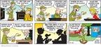 Cartoonist Brian Walker Greg Walker Mort Walker  Beetle Bailey 2009-12-20 forgotten