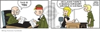 Cartoonist Brian Walker Greg Walker Mort Walker  Beetle Bailey 2010-01-27 older