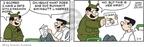 Cartoonist Brian Walker Greg Walker Mort Walker  Beetle Bailey 2010-02-19 style