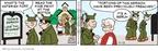 Cartoonist Brian Walker Greg Walker Mort Walker  Beetle Bailey 2010-03-13 reverend