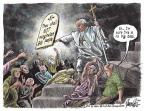 Cartoonist Darrin Bell  Darrin Bell Editorial Cartoons 2013-08-01 deal