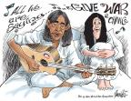 Cartoonist Darrin Bell  Darrin Bell Editorial Cartoons 2013-09-09 John Lennon