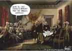 Cartoonist Darrin Bell  Darrin Bell Editorial Cartoons 2013-11-26 deal