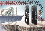 Cartoonist Darrin Bell  Darrin Bell Editorial Cartoons 2014-03-25 Georgia Russia