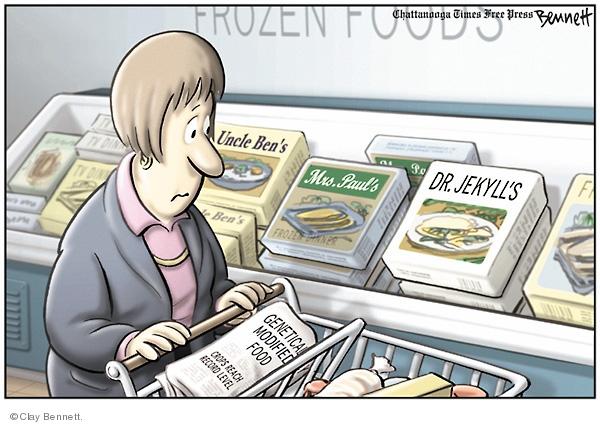 Cartoonist Clay Bennett  Clay Bennett's Editorial Cartoons 2008-02-20 consumer