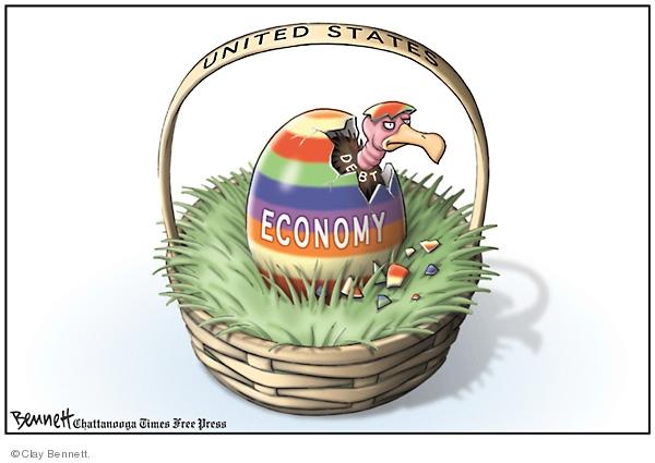 United States. Debt. Economy.