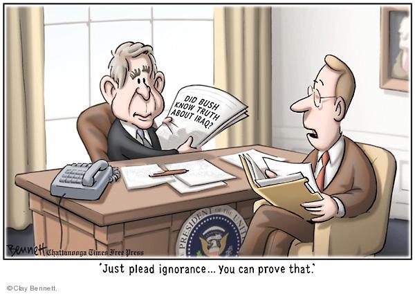 Clay Bennett  Clay Bennett's Editorial Cartoons 2008-06-01 advisor