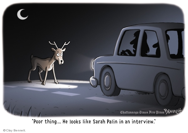 Clay Bennett  Clay Bennett's Editorial Cartoons 2008-09-13 poor