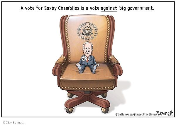 Clay Bennett  Clay Bennett's Editorial Cartoons 2008-11-02 2008