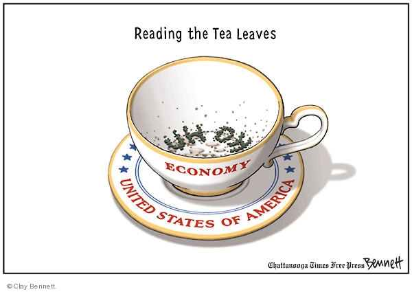 Cartoonist Clay Bennett  Clay Bennett's Editorial Cartoons 2008-11-18 state