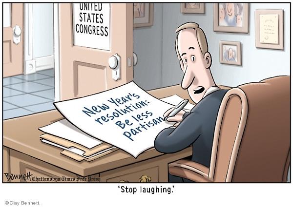Cartoonist Clay Bennett  Clay Bennett's Editorial Cartoons 2009-01-04 state