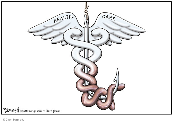 Clay Bennett  Clay Bennett's Editorial Cartoons 2009-03-01 expensive