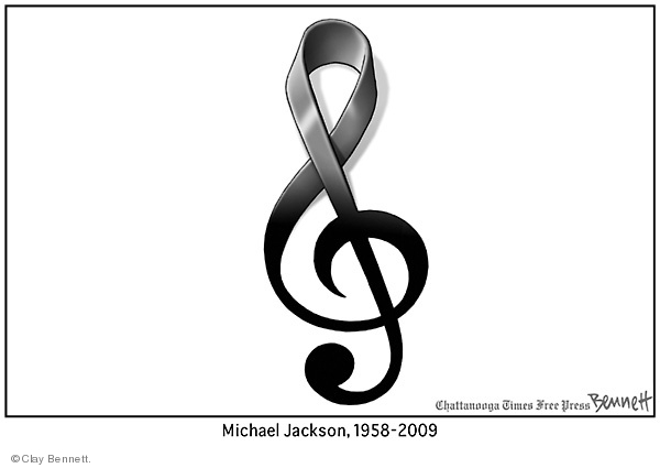 Michael Jackson. 1958-2009.