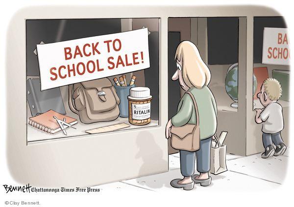 Clay Bennett  Clay Bennett's Editorial Cartoons 2009-08-05 parent