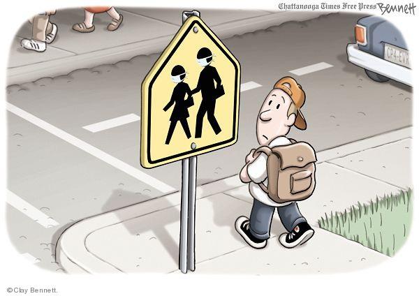 Clay Bennett  Clay Bennett's Editorial Cartoons 2009-09-03 driver