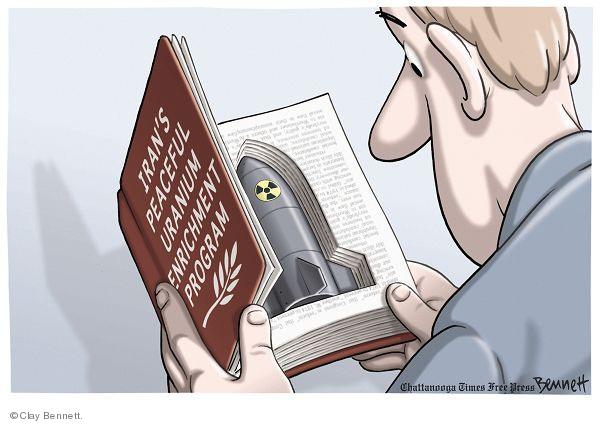 Clay Bennett  Clay Bennett's Editorial Cartoons 2009-09-29 peaceful