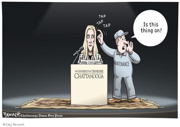 Clay Bennett  Clay Bennett's Editorial Cartoons 2009-10-07 journalist