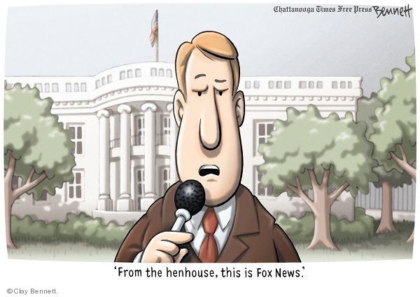 Clay Bennett  Clay Bennett's Editorial Cartoons 2009-10-21 journalist