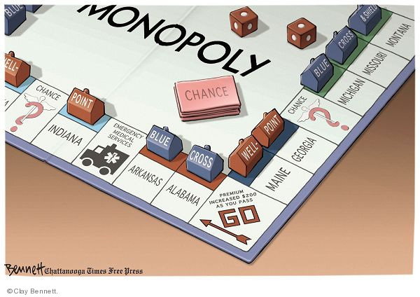 Clay Bennett  Clay Bennett's Editorial Cartoons 2009-10-25 $200