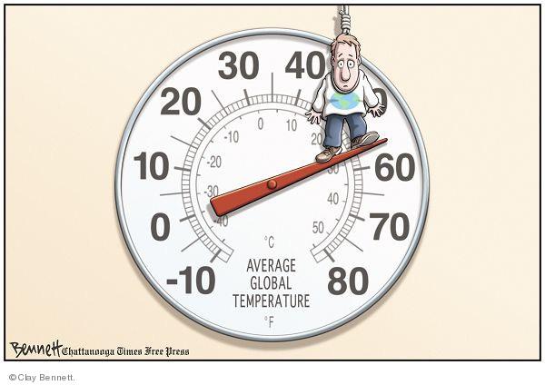 Clay Bennett  Clay Bennett's Editorial Cartoons 2009-12-12 noose