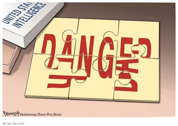 Cartoonist Clay Bennett  Clay Bennett's Editorial Cartoons 2010-01-02 state