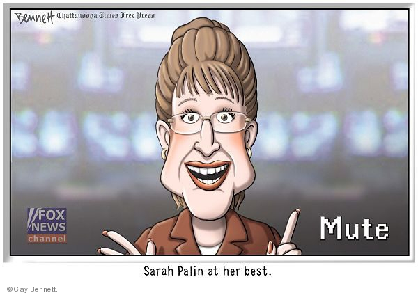 Cartoonist Clay Bennett  Clay Bennett's Editorial Cartoons 2010-01-17 commentary