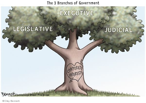 Cartoonist Clay Bennett  Clay Bennett's Editorial Cartoons 2010-01-27 separation