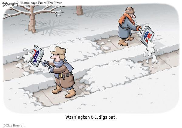 the snow shovel comics and cartoons the cartoonist group