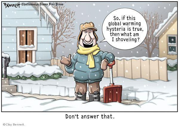 Clay Bennett  Clay Bennett's Editorial Cartoons 2010-02-13 environment