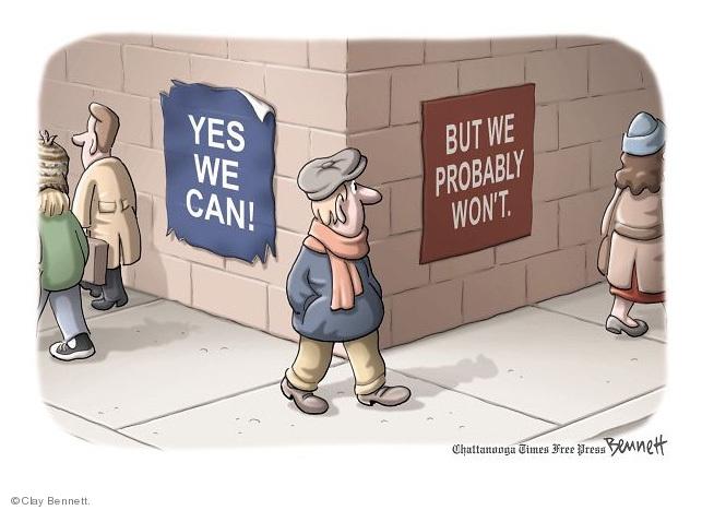 Clay Bennett  Clay Bennett's Editorial Cartoons 2010-02-17 2008