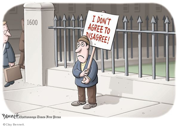 Cartoonist Clay Bennett  Clay Bennett's Editorial Cartoons 2010-02-24 opinion