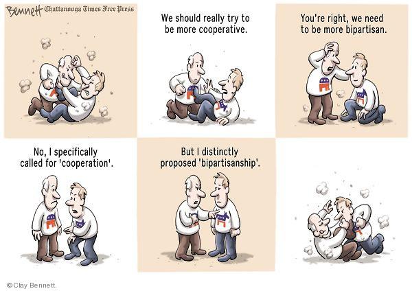 Clay Bennett  Clay Bennett's Editorial Cartoons 2010-03-04 call