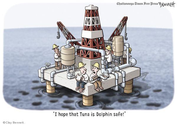 Clay Bennett  Clay Bennett's Editorial Cartoons 2010-04-02 environment