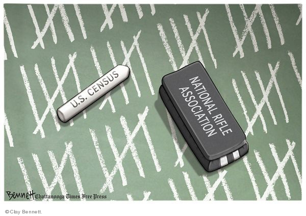 Clay Bennett  Clay Bennett's Editorial Cartoons 2010-04-04 count