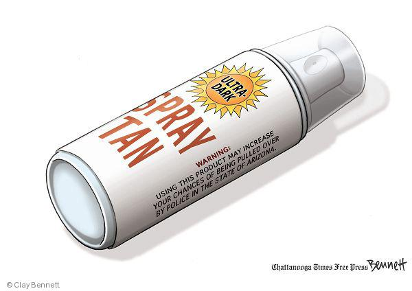 Clay Bennett  Clay Bennett's Editorial Cartoons 2010-04-25 product