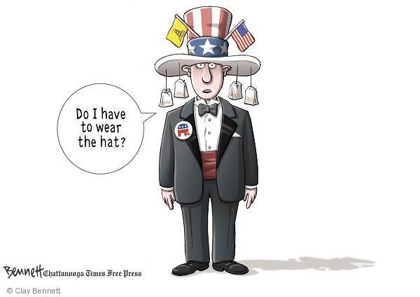 Clay Bennett  Clay Bennett's Editorial Cartoons 2010-09-19 Don