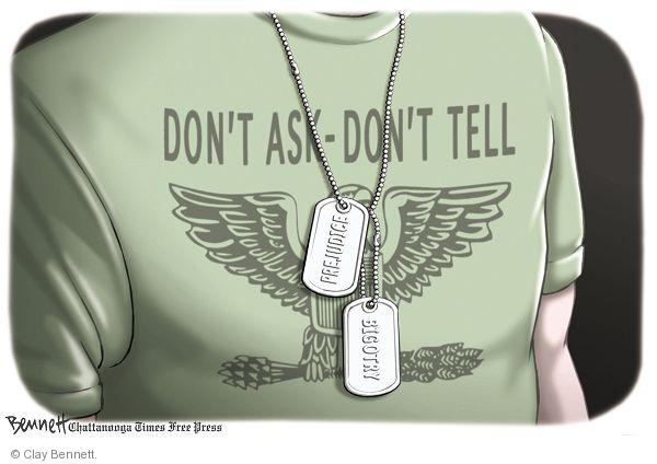 Clay Bennett  Clay Bennett's Editorial Cartoons 2010-09-22 Don