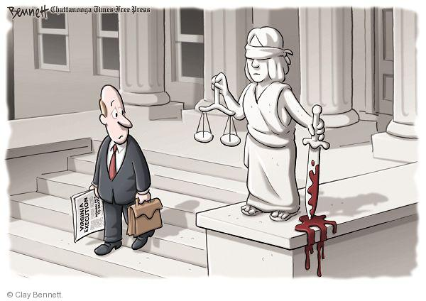 Cartoonist Clay Bennett  Clay Bennett's Editorial Cartoons 2010-09-25 Virginia
