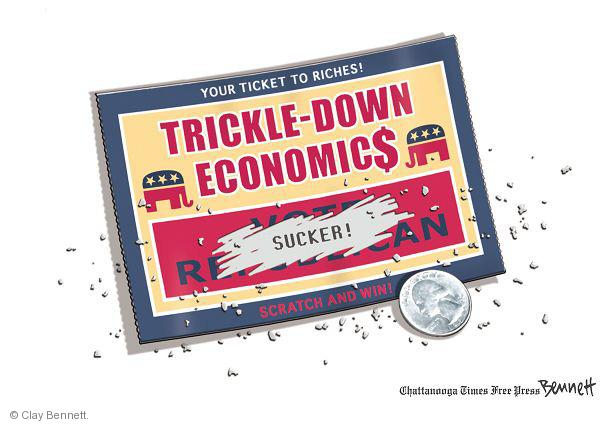 Clay Bennett  Clay Bennett's Editorial Cartoons 2010-10-07 2010 election