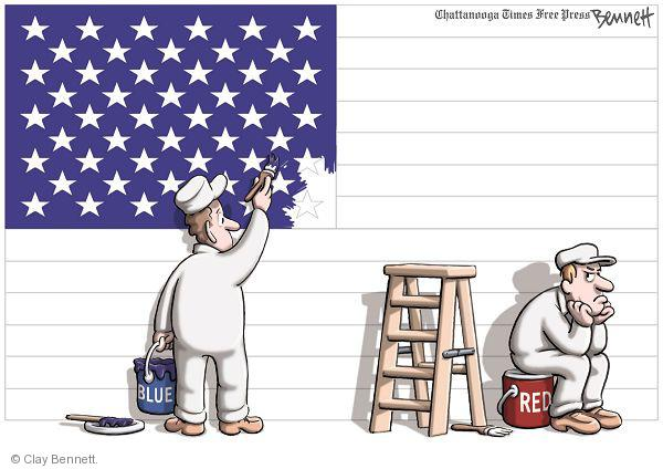 Clay Bennett  Clay Bennett's Editorial Cartoons 2010-10-15 mid