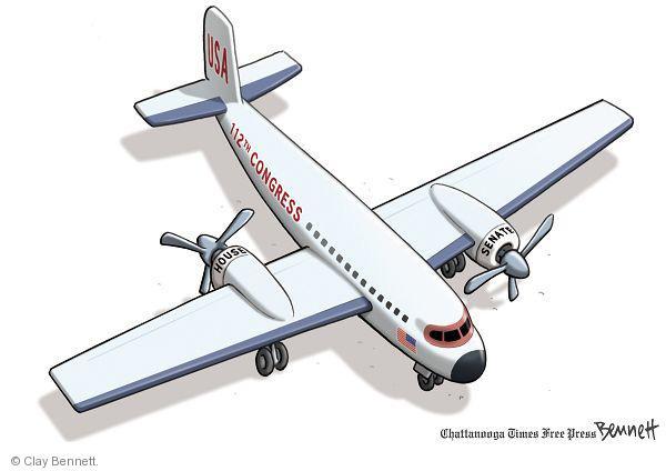Clay Bennett  Clay Bennett's Editorial Cartoons 2010-11-04 opposite direction