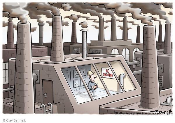 Clay Bennett  Clay Bennett's Editorial Cartoons 2010-11-16 environment