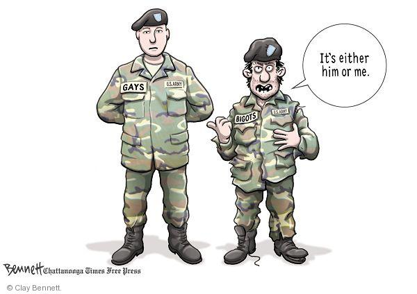 Clay Bennett  Clay Bennett's Editorial Cartoons 2010-12-01 Don