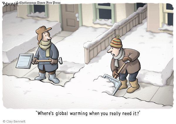 Clay Bennett  Clay Bennett's Editorial Cartoons 2010-12-28 environment
